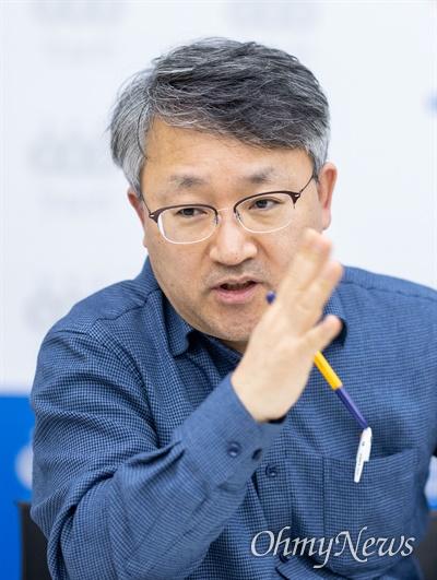 신영철 경제정의실천시민연합 단장