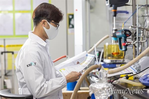 황성연 한국화학연구원 바이오화학연구센터 센터장
