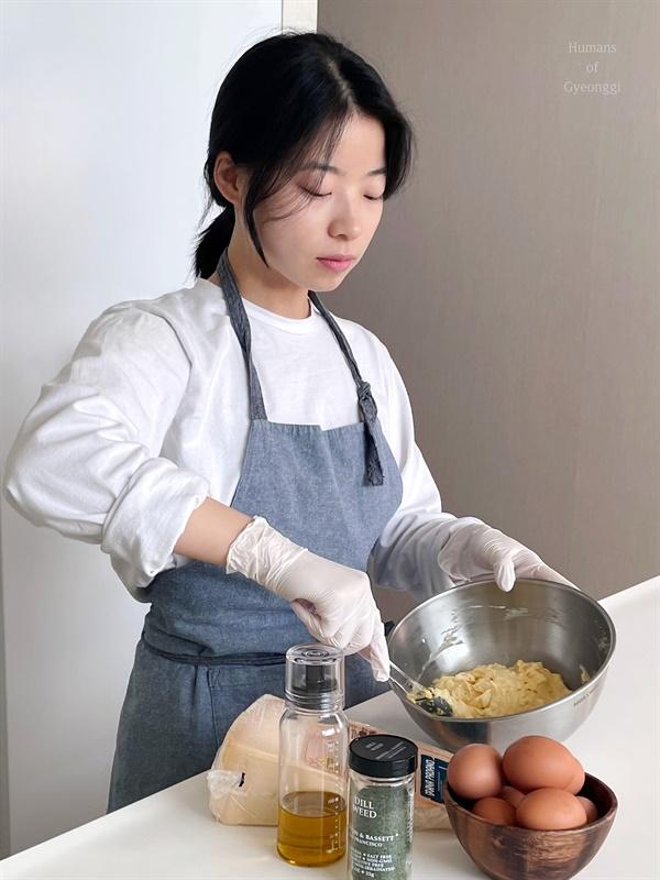 스프레드네이처 대표 안지혜씨.