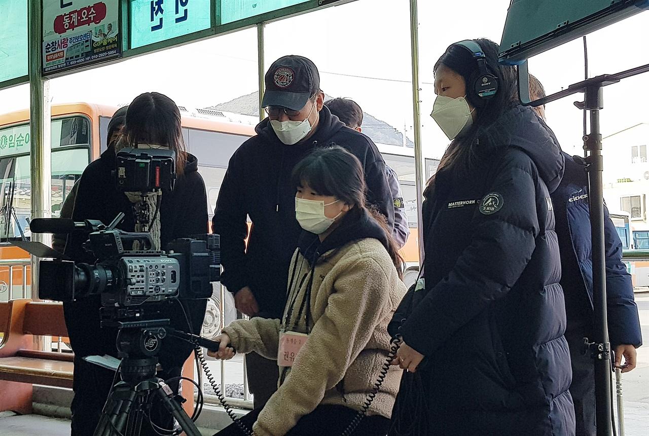 청소년들이 연기는 물론 직접 총감독과 촬영감독을 맡아 영화를 촬영했다.