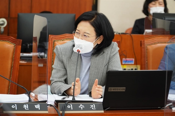 이수진 더불어민주당(서울 동작구을) 의원