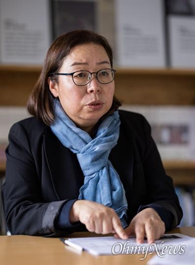 신미희 민주언론시민연합 사무처장