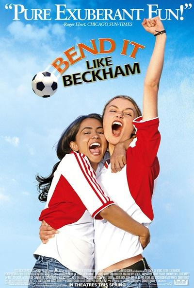 <슈팅 라이크 베컴>은 스포츠 영화이자 소녀들의 성장영화로 재미요소가 많은 작품이다.