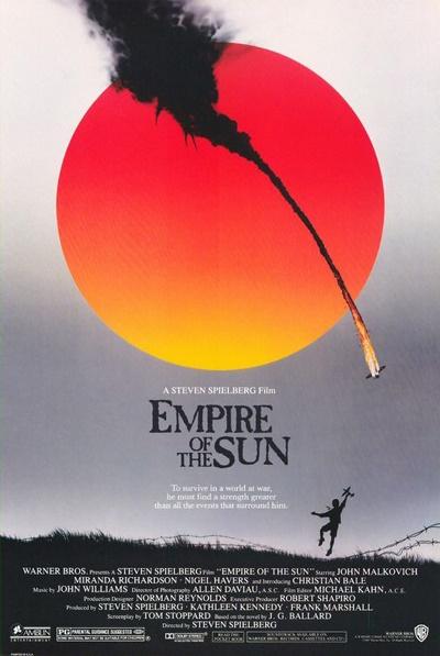 흥행을 크게 고려하지 않은 <태양의 제국>은 2200만 달러의 흥행수익에 그쳤다.