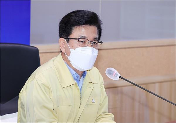 허태정 대전시장(자료사진).