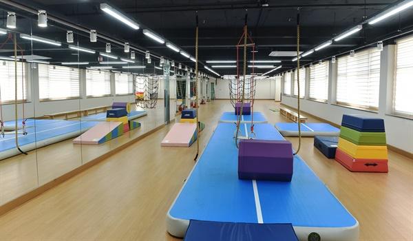 경기학생스포츠 센터, 디지털 체력 단련실