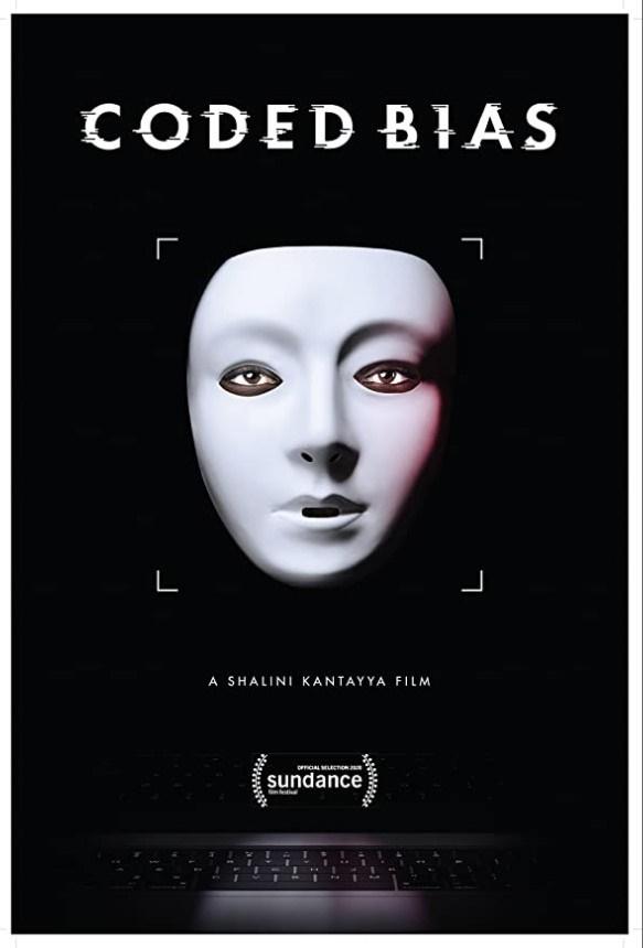 영화 포스터    <알고리즘의 편견(Coded Bias)>