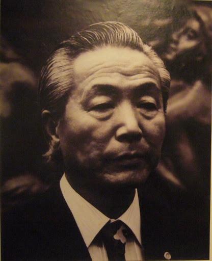 일제강점기 도쿄미술대학교를 재학하며 <친일인명사전>에 등재된 바 있는 친일 조각가 김경승씨.