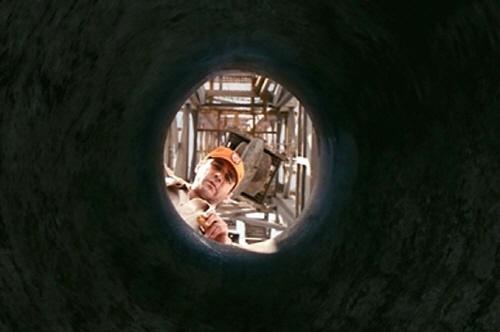 <나인 마일즈 다운> 영화의 한 장면