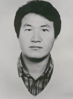 한진중공업 민주노조위원장으로 활동하다 의문의 죽음을 당한 박창수 열사.