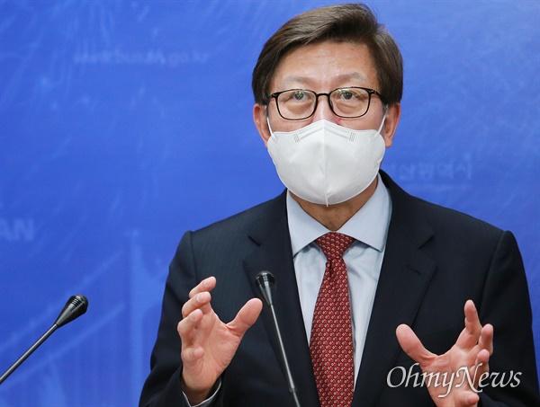 박형준 부산시장.