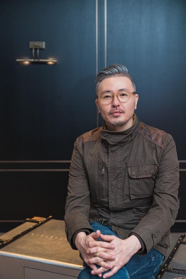 영화 <비와 당신의 이야기>의 조진모 감독