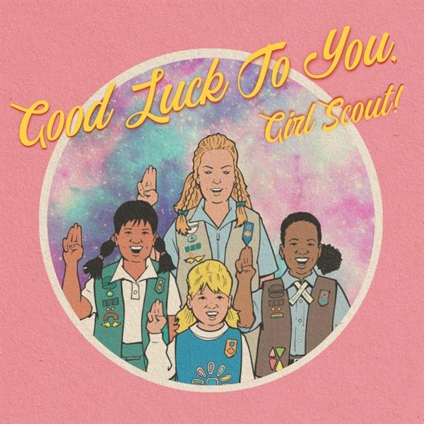 검정치마의 조휴일은 신보 < Good Luck To You, Girl Scout! >를 '무생채 같은 앨범'이라고 표현했다.