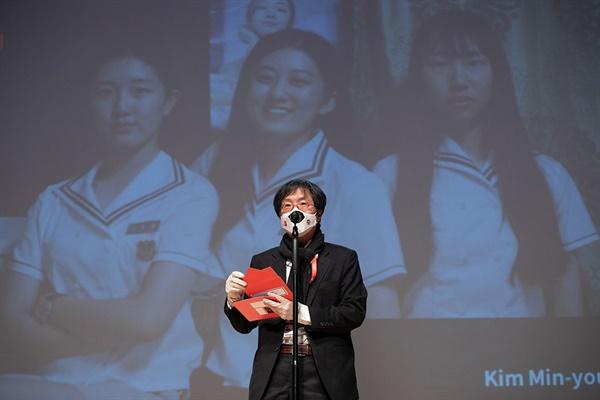 이준동 전주국제영화제 집행위원장