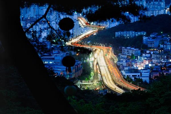 청학사, 북악하늘길, 성북동 정릉