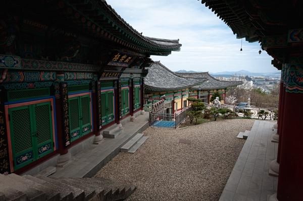 여래사, 북악산사길, 성북동