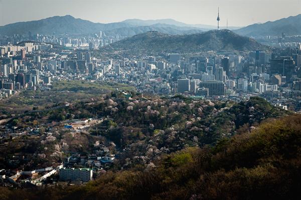 김신조, 북악산, 호경함, 실미도