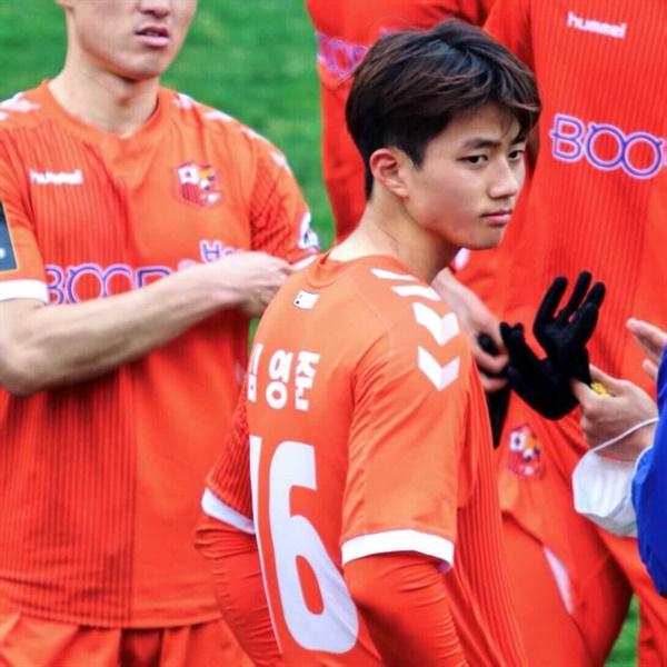 K4 리그의 MTS 열풍을 일으키고 있는 김영준