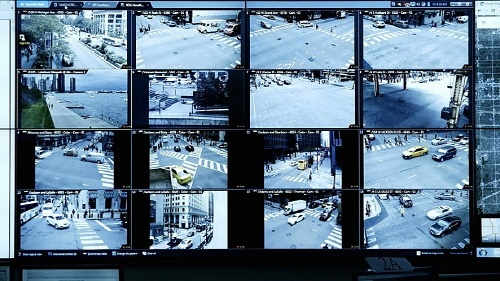 <프리 크라임> 영화의 한 장면