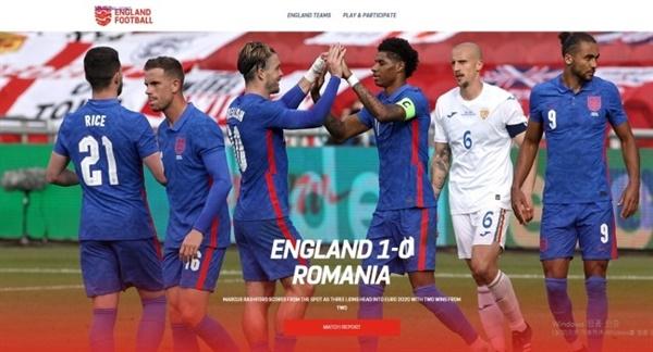 잉글랜드 대표팀 세대교체에 성공한 축구종가 잉글랜드가 유로 첫 우승에 도전장을 던졌다.
