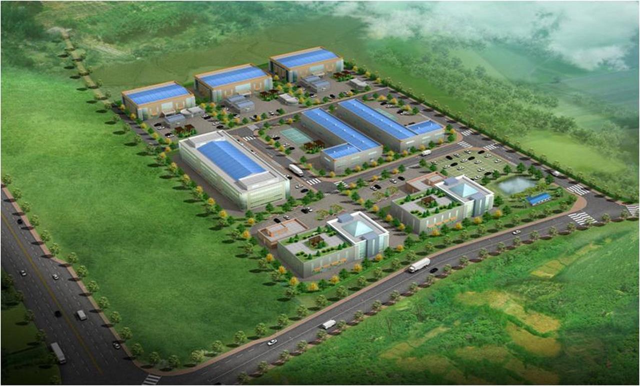 경기 여주시가 지난 9일 ㈜영동과 남여주 일반산업단지 산업시설용지 분양계약을 체결하면서 미분양 산업시설용지 분양을 완료했다.