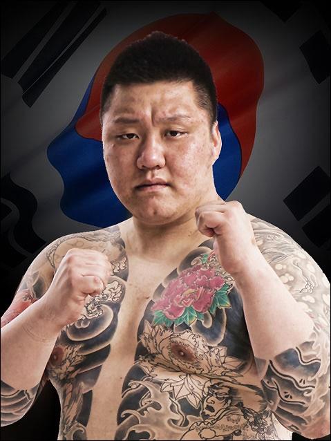 금광산과 맞대결을 예약해놓은 '야쿠자 파이터' 김재훈