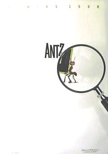 <개미> 영화 포스터