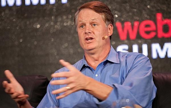 미국 스포츠브랜드 나이키의 존 도나호 최고경영자(CEO)
