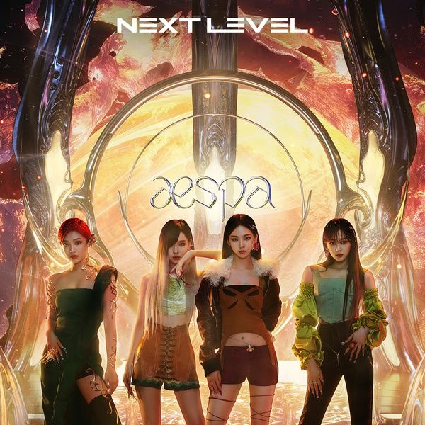 에스파의 'Next Level'은 6월 21일 멜론의 24Hits 차트 정상에 올랐다. SM엔터테인먼트 소속 아티스트로 최초의 기록이며, 여자 아이돌 그룹이 24Hits 차트 1위에 오른 것도 처음이다.