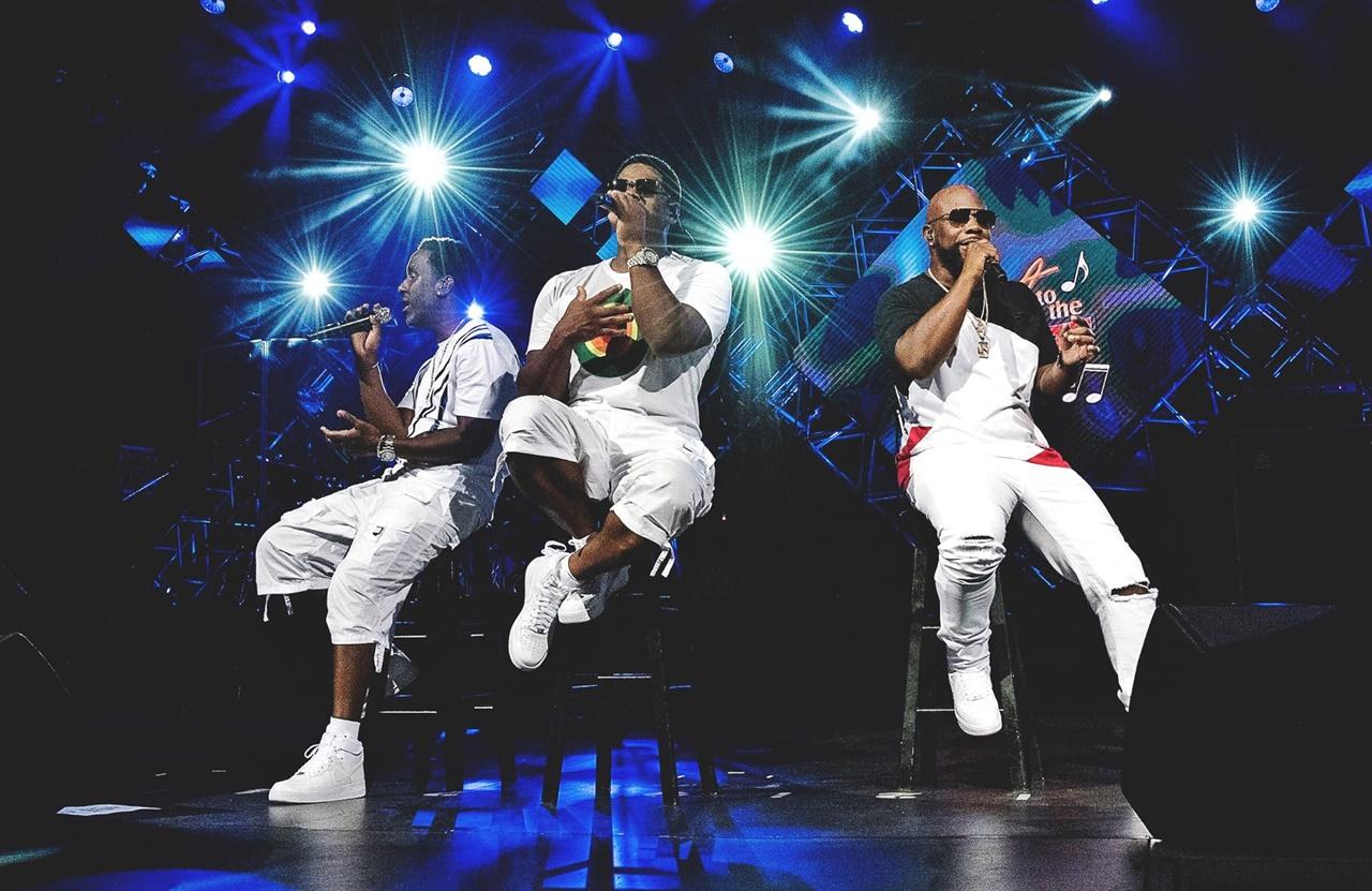 보이즈 투 멘(Boyz II Men)의 2019년 공연