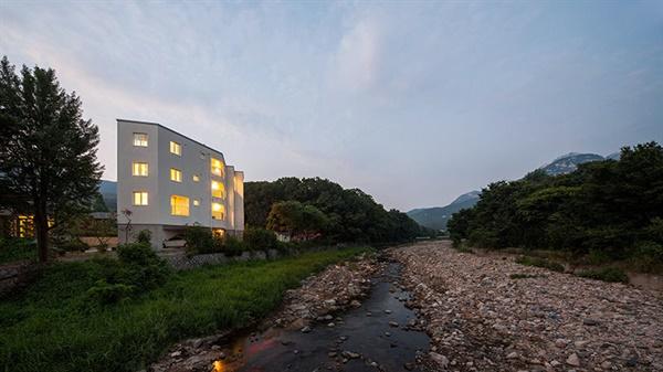 김수동 님이 거주하고 있는 공동체주택 '여백'