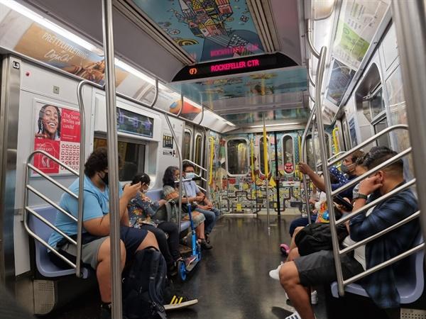 뉴욕시티 지하철