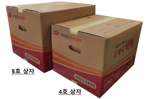 착한 손잡이 상자 구멍 뚫린 상자는 10퍼센트 허리 부담을 줄일 수 있다.