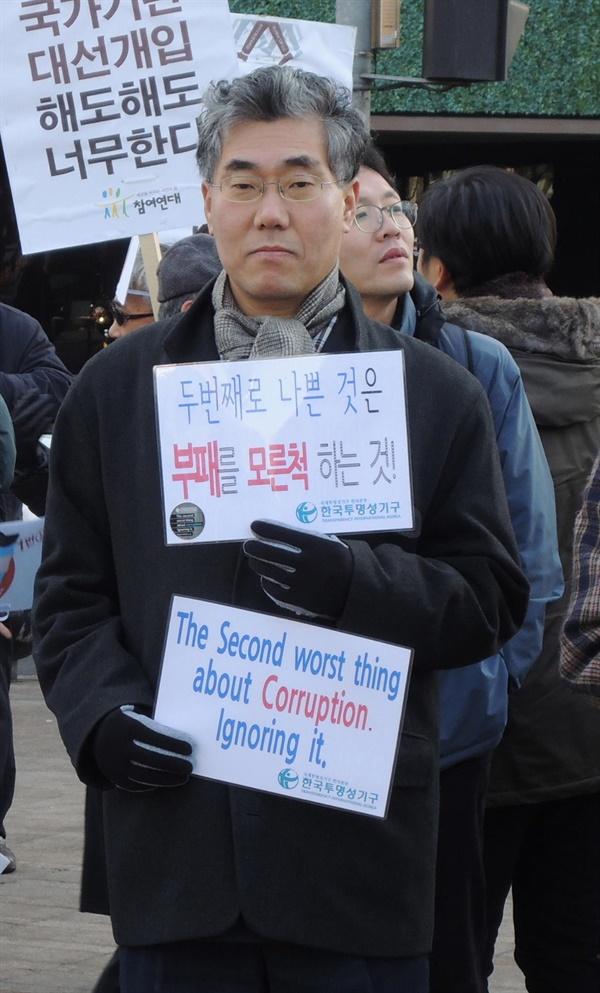 이산가족 당시 한국에서 활동하던 필자