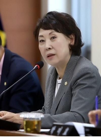 이현숙 서초구의회 행정복지위원장
