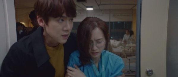 tvN 목요드라마 <슬기로운 의사생활 시즌 2> 5화 한 장면