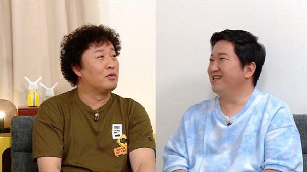 지난 20일 방영된 KBS 2TV <옥탑방 위의 문제아들>의 한 장면