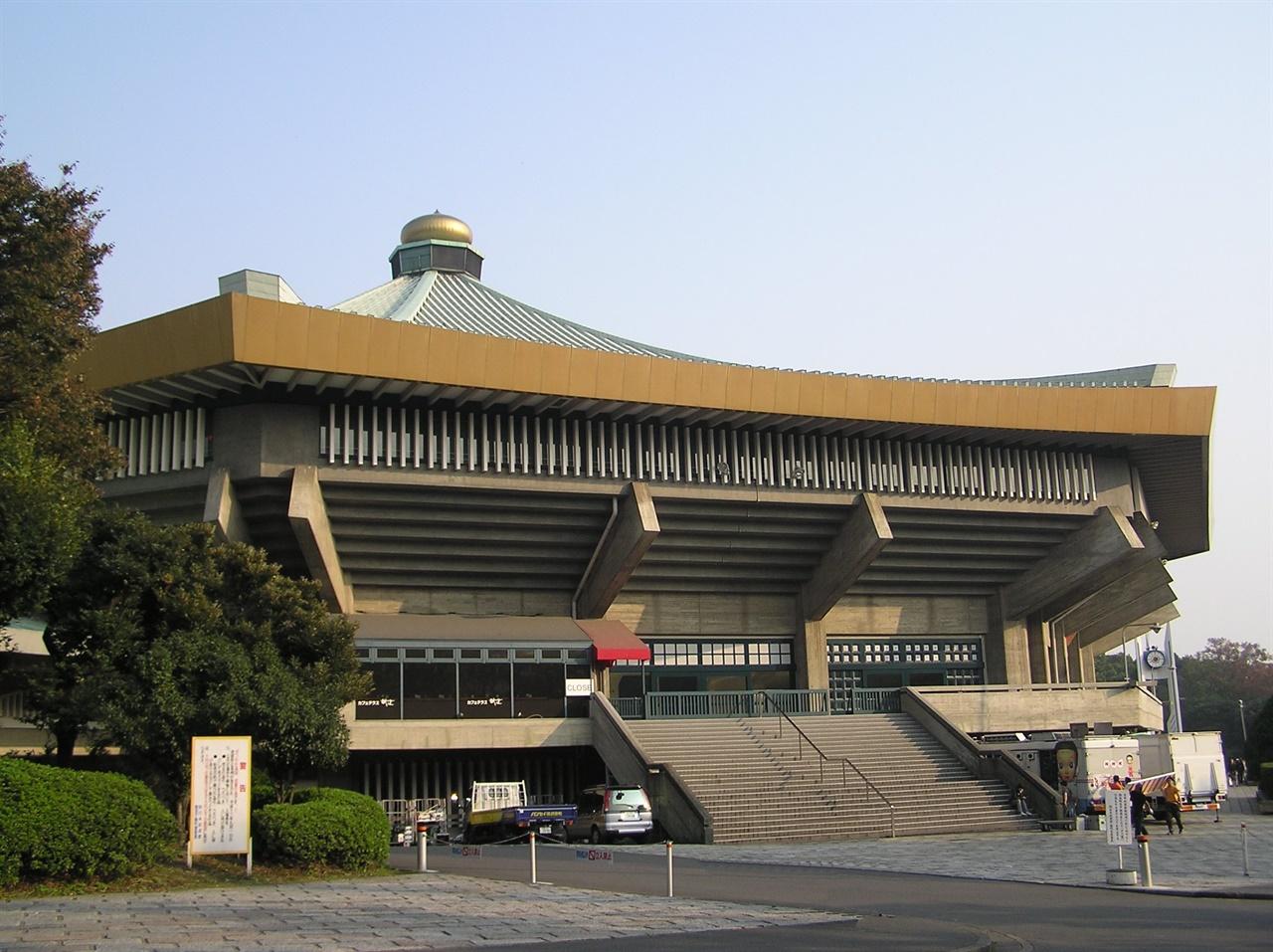 2020 도쿄 올림픽의 복싱과 가라테 경기가 열리는 무도관의 모습.(CC-BY-3.0)
