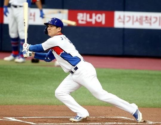 도쿄 올림픽에서 타격 성적이 주목되는 오지환