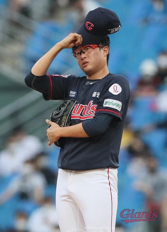 피홈런을 경계해야 하는 박세웅