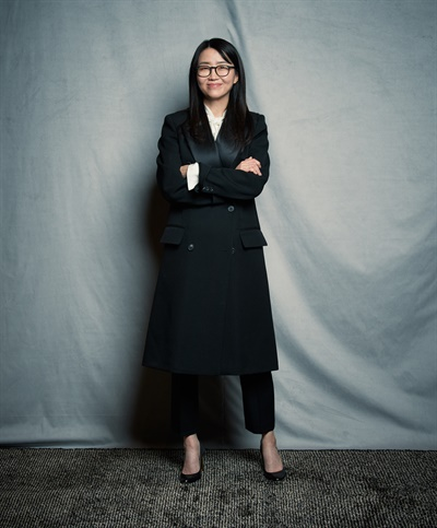 넷플릭스 오리지널 <킹덤: 아신전>을 쓴 김은희 작가.
