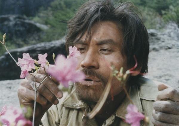 영화 남부군의 한 장면