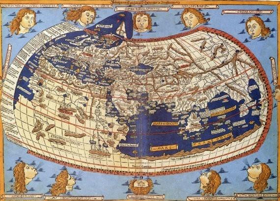 15세기 유럽인의 세계상