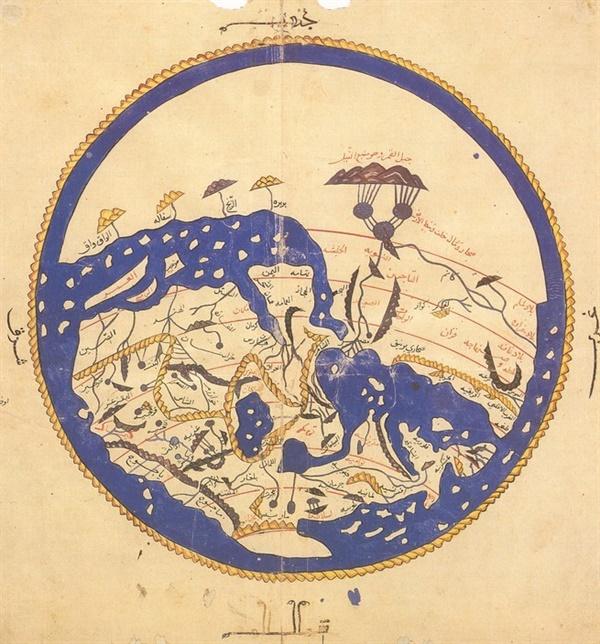 중세 이슬람의세계상