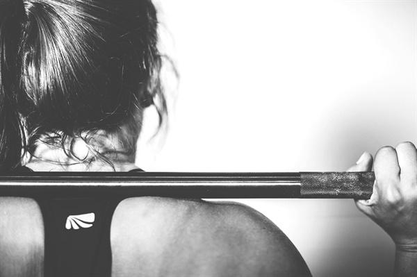 나의 근육 만들기는 현재진행형이다.