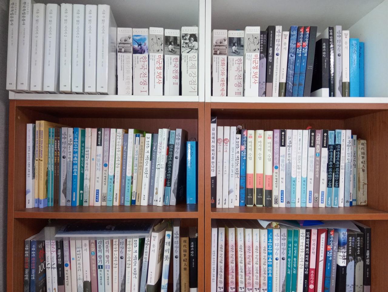 그동안 내가 펴낸 책들