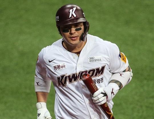 후반기 타율 0.139에 불과한 키움 박병호
