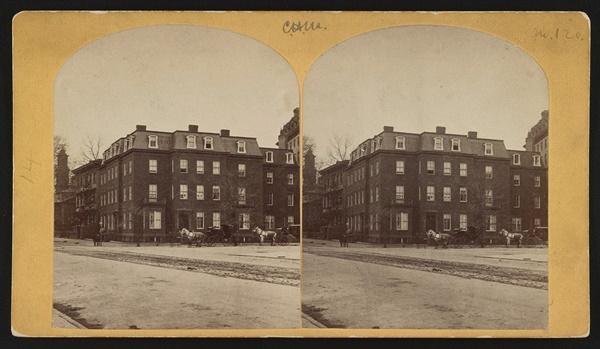 Arlington Hotel 별채 Sumner House