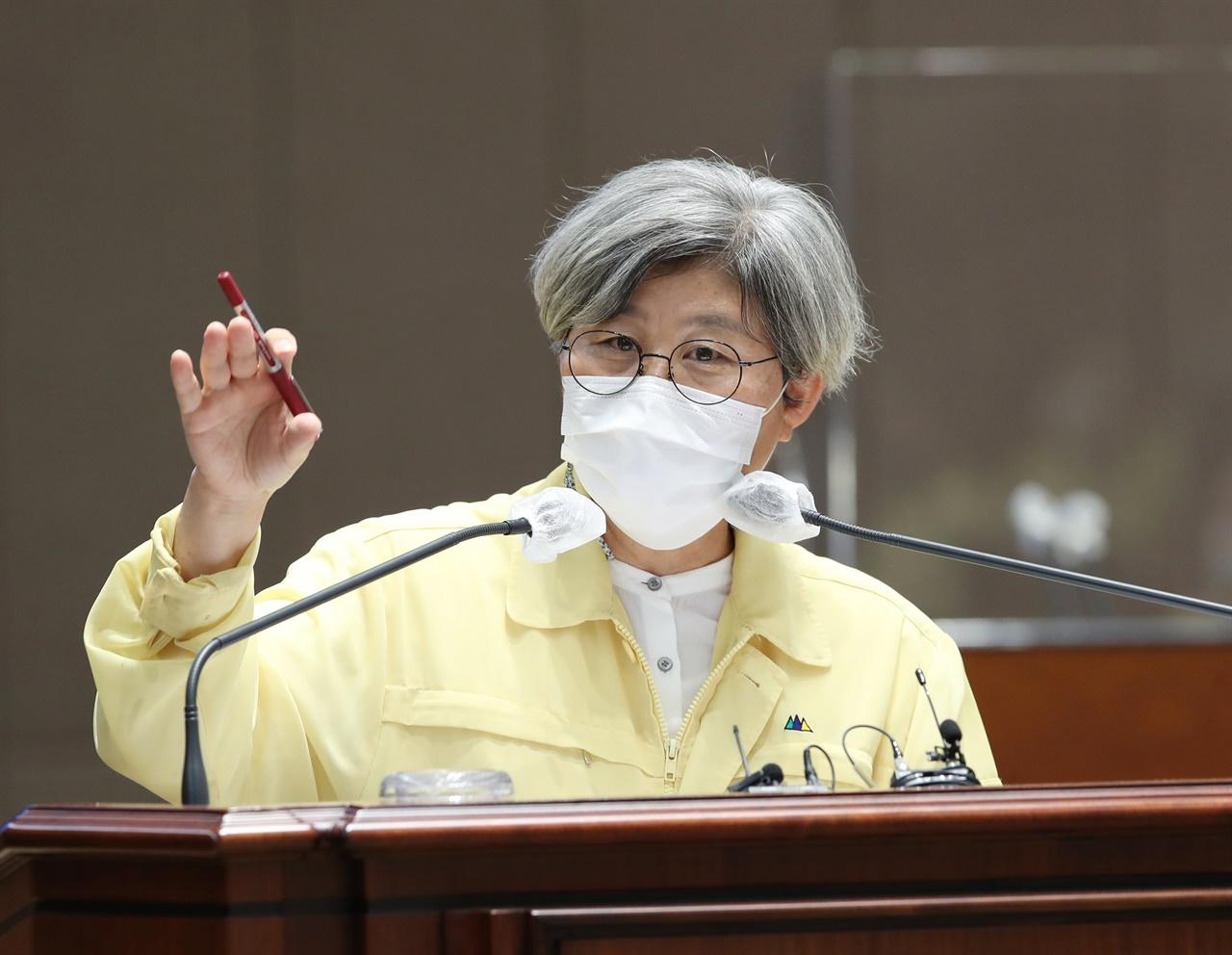 김명숙 충남 도의원