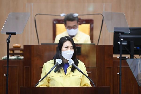 김영애 시의원